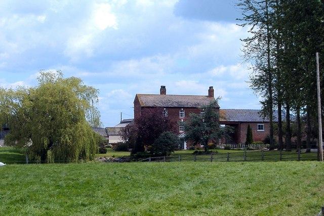 Darley Hall, Little Budworth