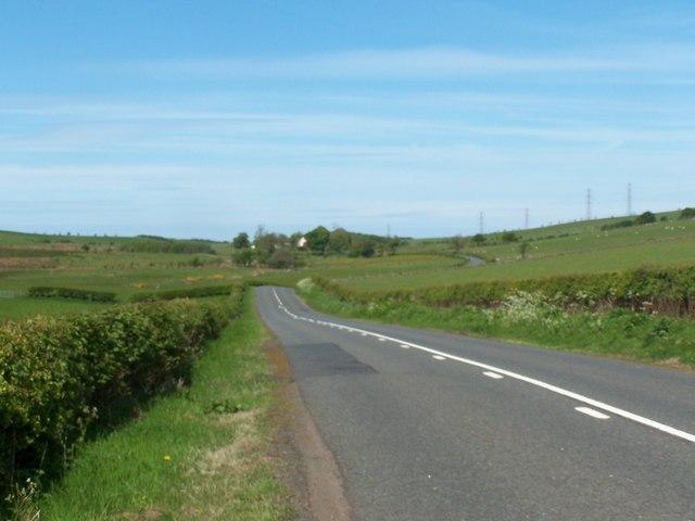 West Kilbride - Dalry Moor Road