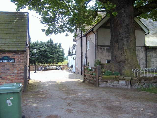 Oak Tree Farm, Rushton