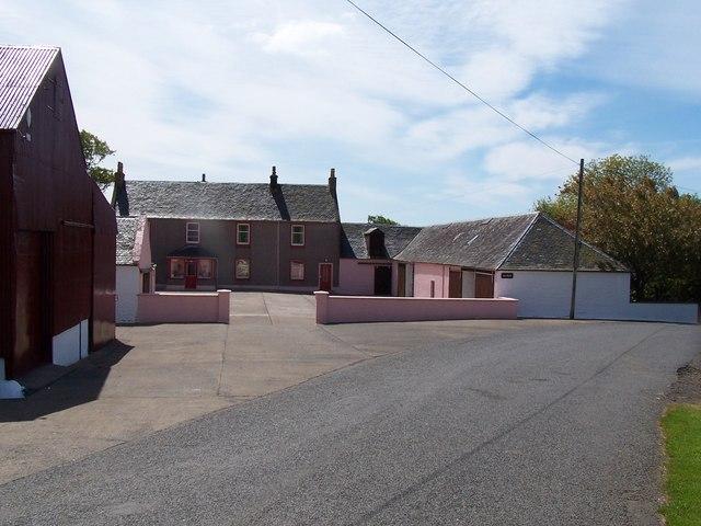 Dalry Moor Road, Auldmuir Farm