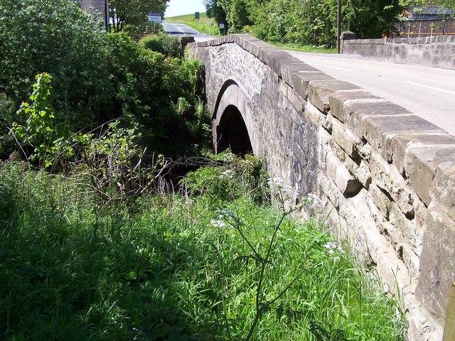 Dalry Moor Road, Giffordland Bridge