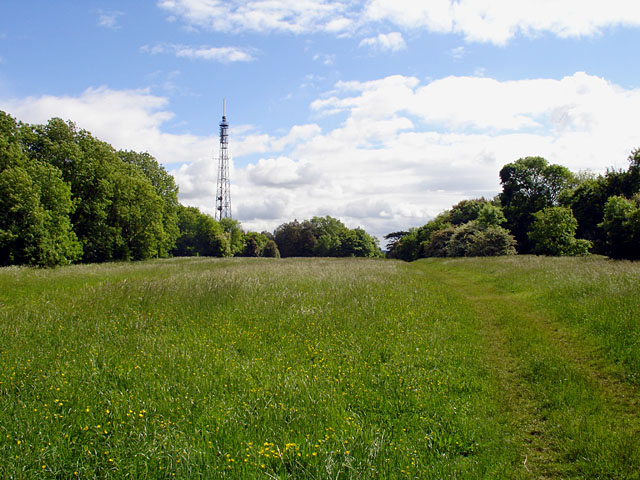 Kings Weston Hill and Transmitter