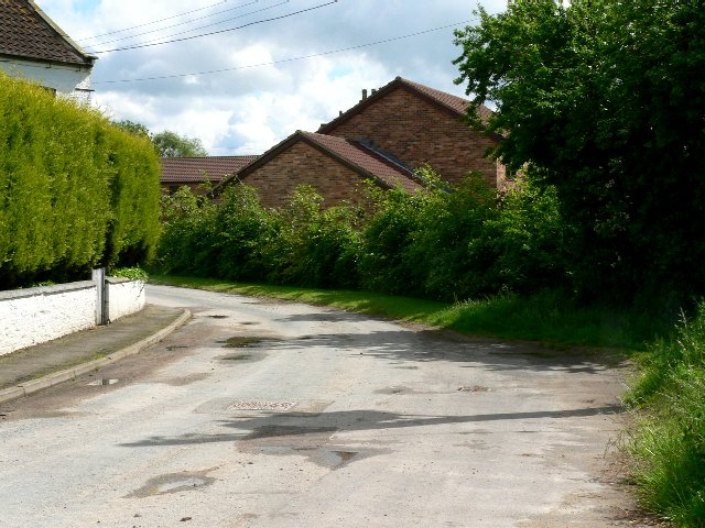 Church Lane, East Cottingwith
