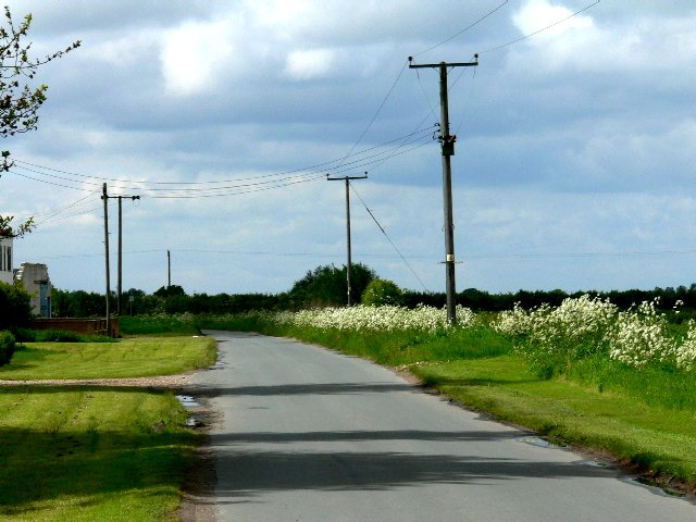 Langrickgate Lane to East Cottingwith
