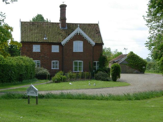 Saxtead Lodge Farm