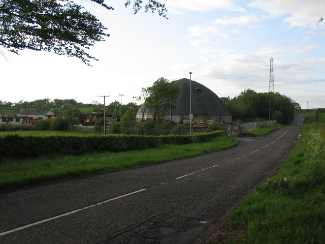 Highways  depot