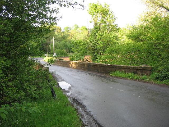 The bridge at Bridgend