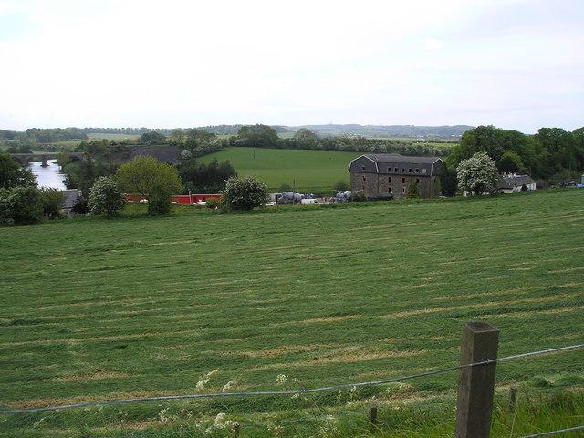 Laigh Milton Mill