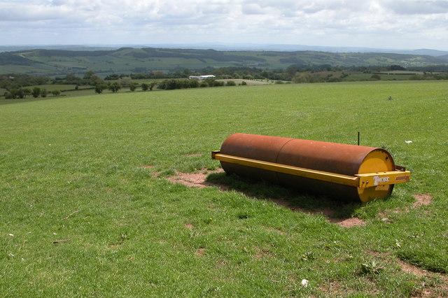 Farm roll at Bonny Lands