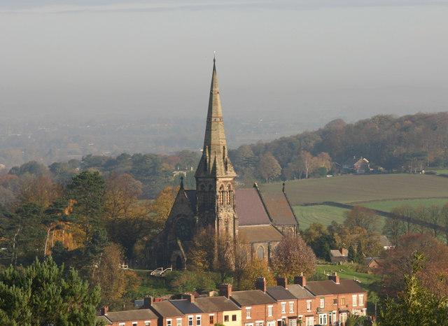 St Marks Church Winshill