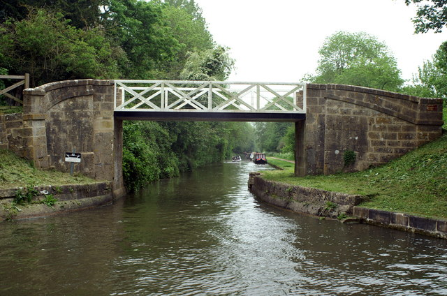 Kennet & Avon Canal, Dundas Bridge