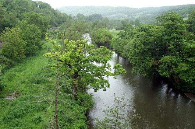 River Avon from Dundas Aqueduct