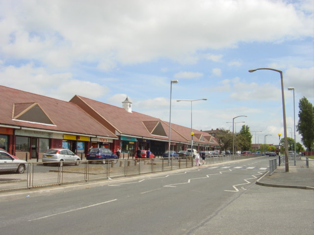 Longview Shops, Hillside Road, Huyton