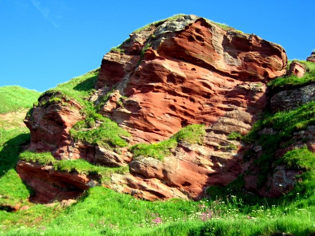 Gardenstown Old Red Sandstone