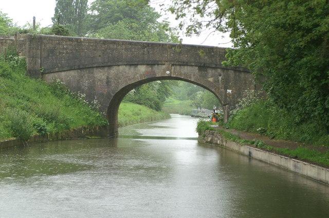 Kennet & Avon Canal, Candy's Bridge