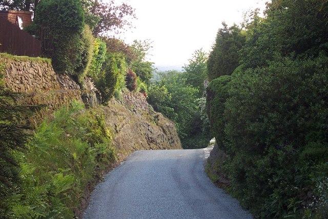 Wilmorehill Lane, Hopton
