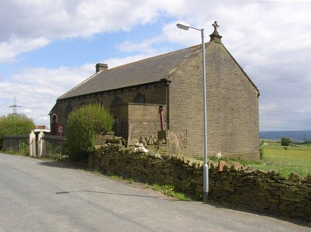 Pepper Hill Unitarian Chapel, Shelf