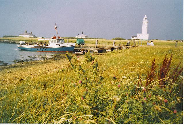 Hurst Castle Ferry