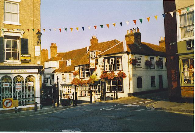 The King's Head Inn, Lymington.