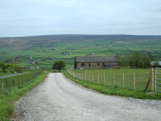 Highfield Farm, Cowling Hill Lane