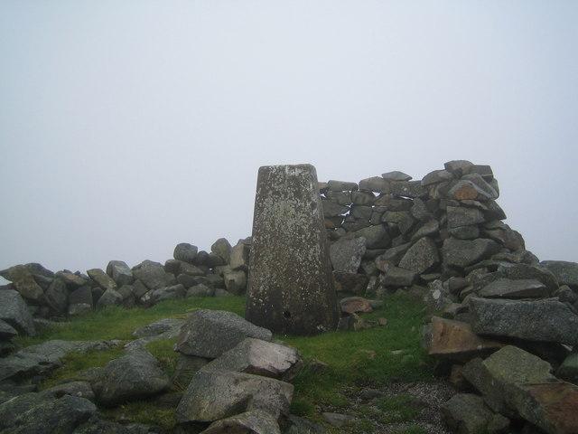 Summit of Bengairn