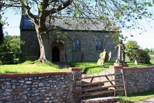 Hemyock: Culm Davy chapel