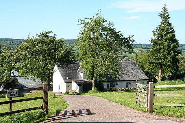 Hemyock: Sidwells Farm