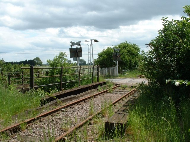 Level crossing, Begdale