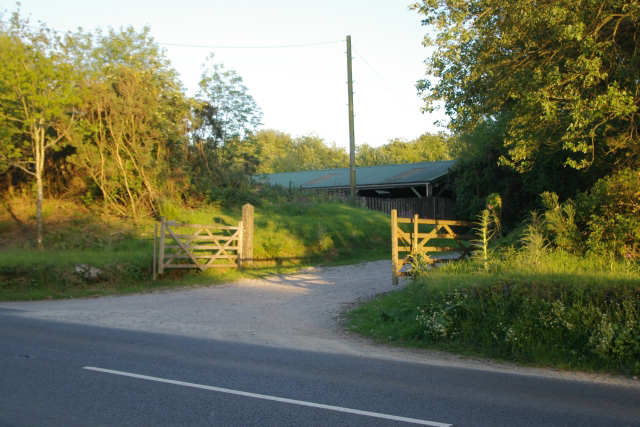 Farm buildings, Downgate