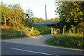 SX3772 : Farm buildings, Downgate by Kevin Hale