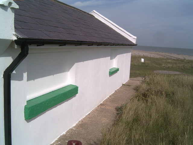 No Ice Cream Today! Orford Ness