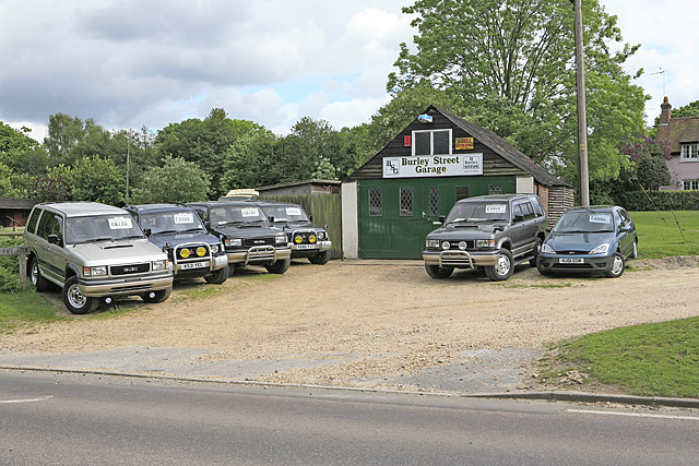 Burley Street Garage