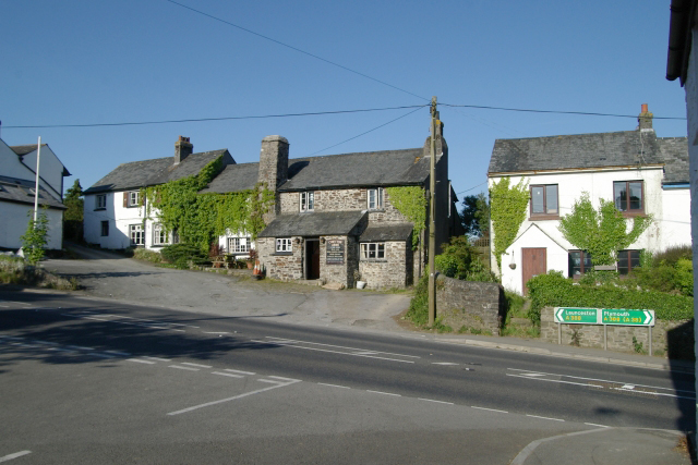 Coryton Arms, St Mellion, Cornwall