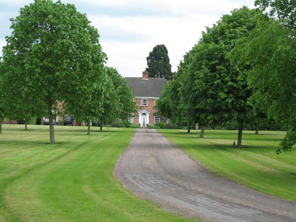 Hutton Wandesley Hall