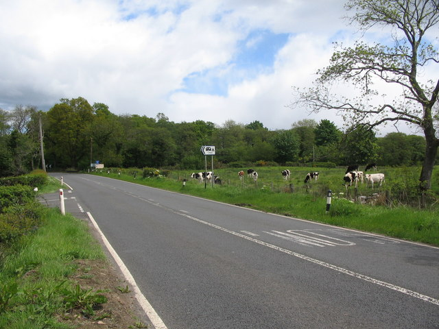 A811 Old Military Road