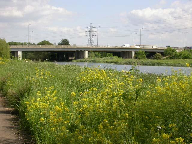 A45 Bridge over the Nene River