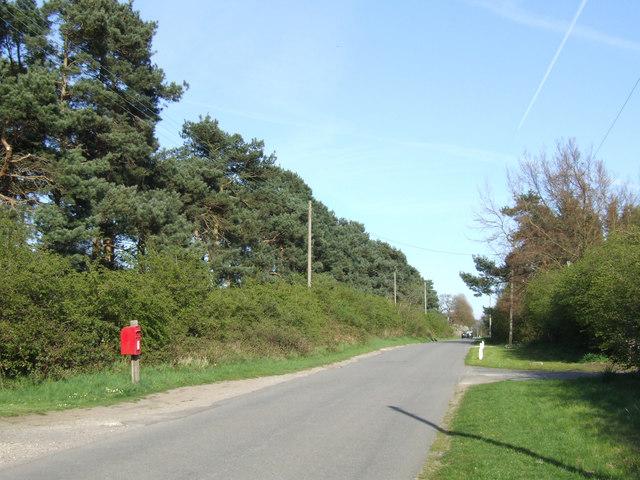Near Woodhall Spa