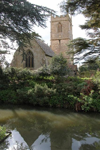 St Peters Church, Little Comberton