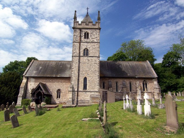 Saxby All Saints Church