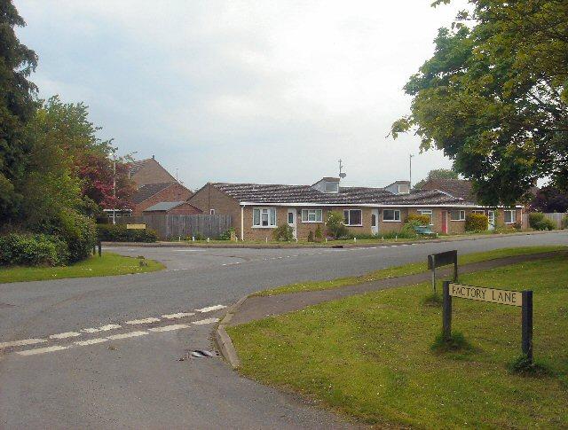 Tan Office Green, Chevington