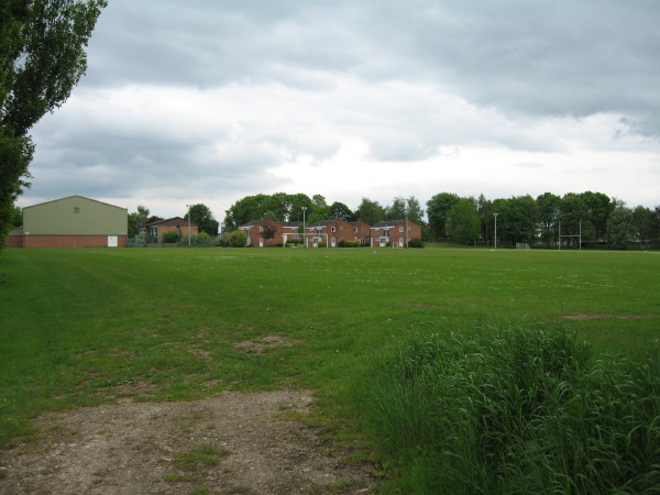 Sports Ground at The College of Agriculture