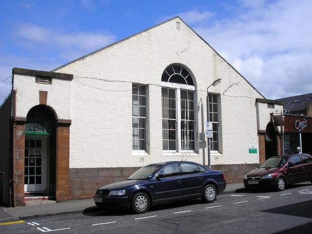 Prestwick library