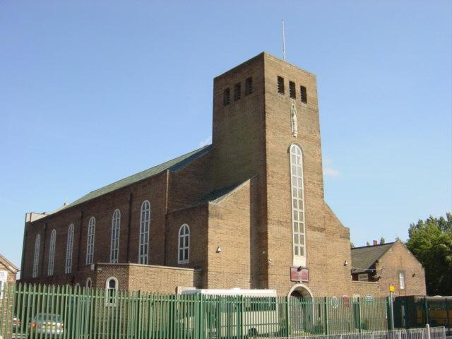 St Aloysius Church, Twig Lane, Huyton