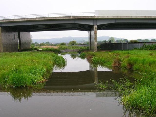 Golden Jubilee Way Bridge