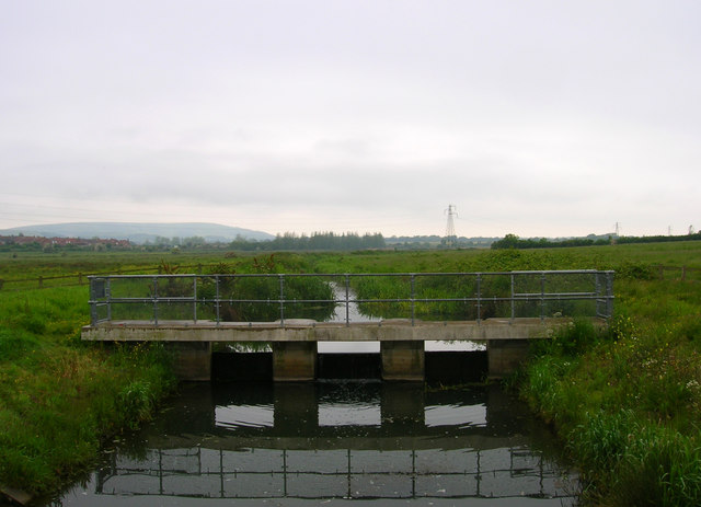 Sluice, Willingdon and West Langney Sewer
