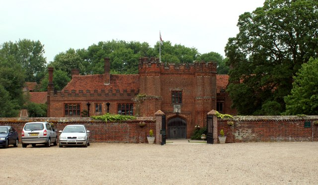 Leez Priory, near Little Leighs, Essex