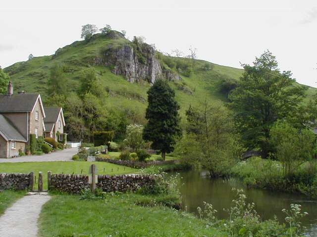 Upper Dovedale and Shining Tor
