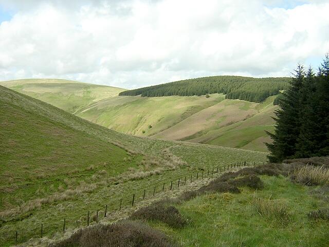 View Across Glensalloch