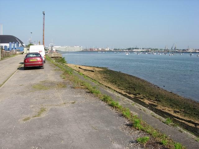 Southampton Water Foreshore
