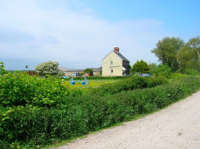 Upperton Farm, Eastbourne Level